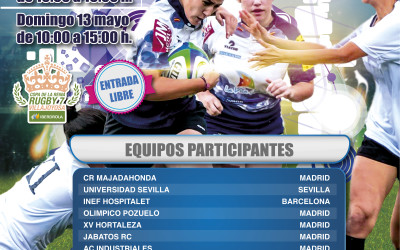 Streamings Copa de la Reina de Rugby