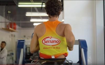 Entrena amb Serrano