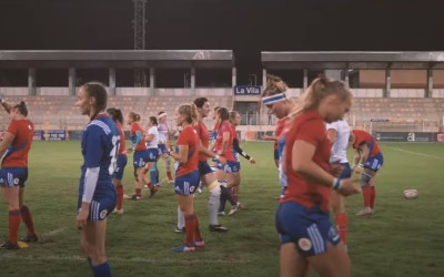 Stages rugby en La Vila